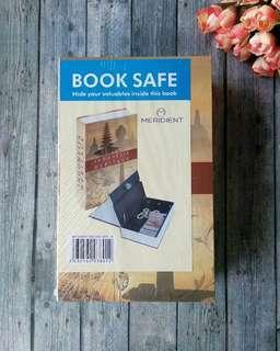 Meridient book safe - medium