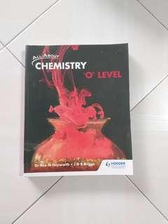 All About Chemistry Upper Secondary textbook Hodder