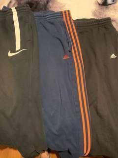 Adidas/Nike Trackies