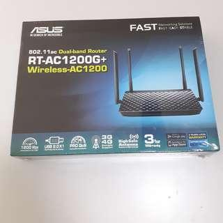 [ sealed ] asus dual band wireless router