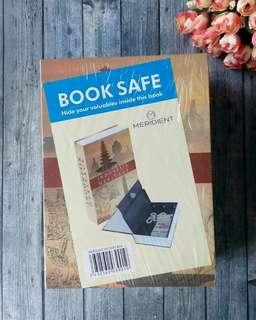 Meridient book safe - Large