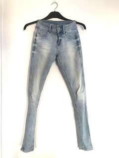 G-Star Light Skinny Jeans