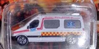 1/64 scdf ambulance (SGFPC)