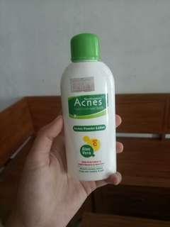 Acnes powder