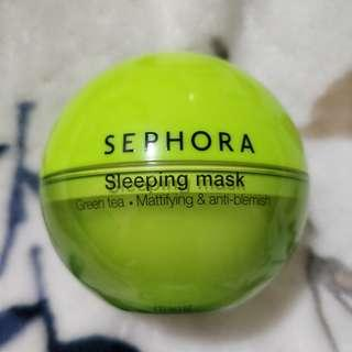 Sephora Sleeping Mask Round Container