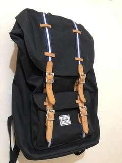 Tas Backpack Herschel Little America Original