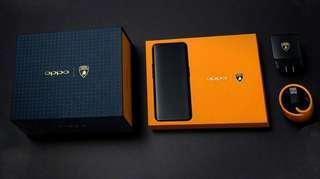 Oppo Find X Lamborghini Eddition