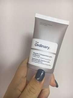 The ordinary 保濕霜