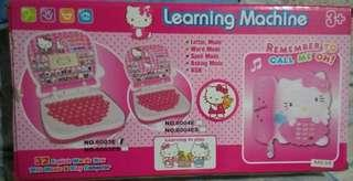 Hello Kitty Learning Machine