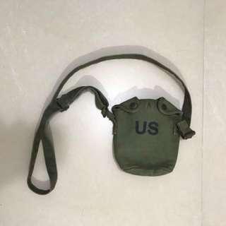 復古美軍水樽袋