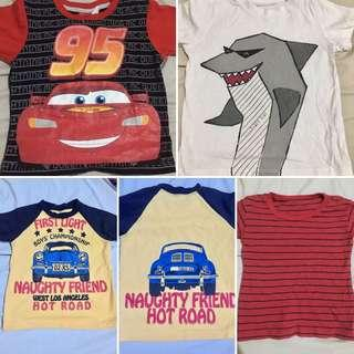 Bundle Tshirt for Boys