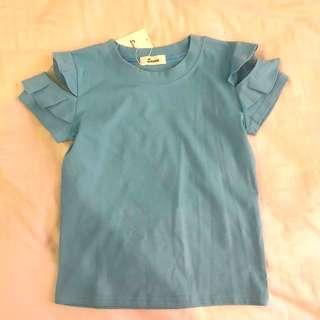 NEW! Top with special sleeve design