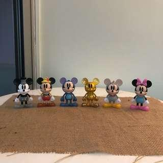 7-Eleven Mickey Mouse Collectibles