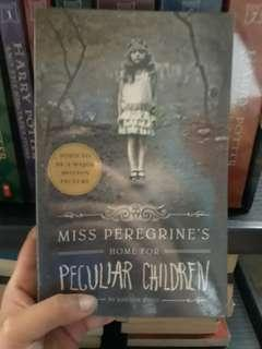 Pre-loved Ransom Riggs' Miss Perigrine's Home for Peculiar Children