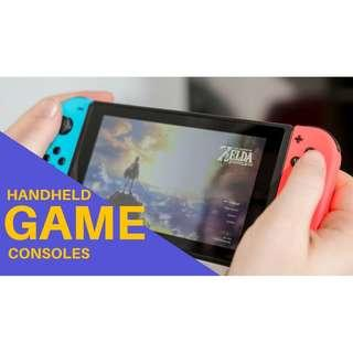 Top 5 Best Portable Gaming Consoles