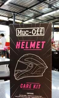 Muc off helmet care kit