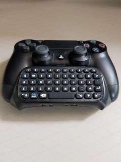 PS4 Bluetooth Keyboard