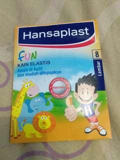 Hansaplast Fun Kid Gambar