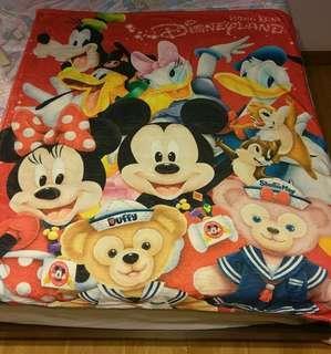 迪士尼被(120 x150cm)