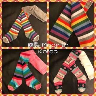 🇰🇷韓國製兒童襪褲leggings