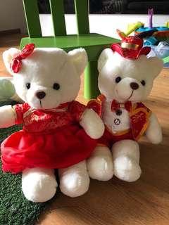 Wedding Soft Toys