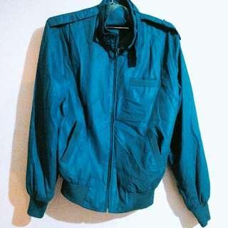 Blue Green Jacket (UNISEX)