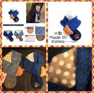 🇰🇷韓國Momoailey兒童頸巾