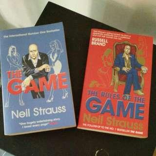 The Game And The Rules Of The Game By Neil Strauss