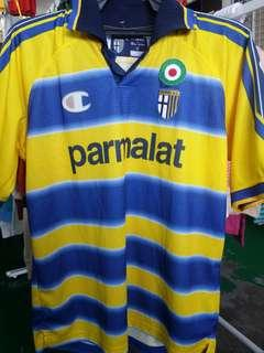 Parma AC Home Jersey 1999/2000 Season Size M Made in Italy