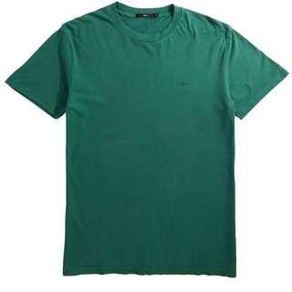 OBEY Jumbled Pigment Tshirt - Dusty Teal