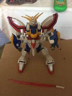 Loose Gundam 1/144 figure complete