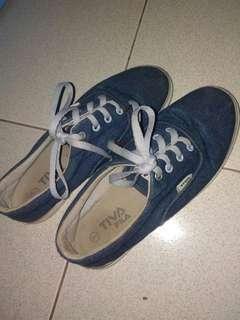 Fila denim shoes