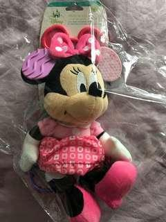 Minnie Mouse activity Soft Toy