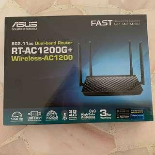 BN Asus RT-AC1200G+ Router