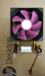 Cooler Master CPU heatsink & cooling fan