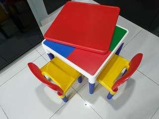 Authentic Lego Table
