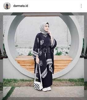 Truntum Top Blouse Batik