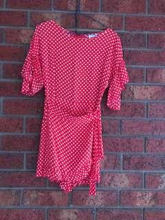 Seed jumpsuit size 6