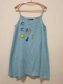 Lookboutiquestore Denim Dress