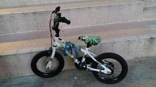 兒童單車(購於反斗城,原價$980