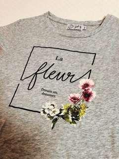 gingersnaps 'dream on dreamer' shirt