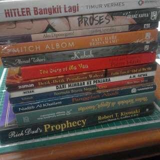 Buku freeongkir