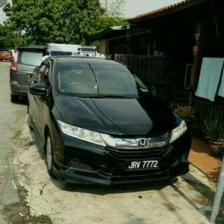 Honda city rental