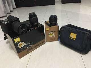 DSL-R Nikon D90