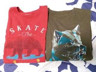 Gap T-Shirt 2件