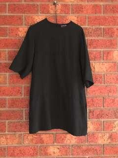 The Fifth Label black shirt dress size XS