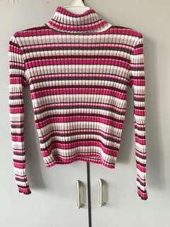 Winter Turtle Neck Sweater