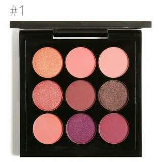 Focallure palet eyeshadow 9 warna
