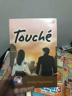 Touche by Windhy Puspitadewi
