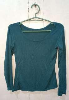 Stretchable longsleeves